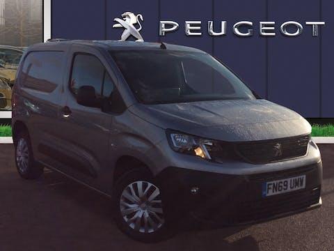 Peugeot Partner 1.6 Bluehdi 1000 Professional Standard Panel Van 5dr Diesel Manual SWB Eu6 (s/s) (100 Bhp) | FN69UMW