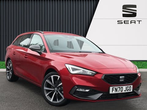 SEAT Leon 1.5 Etsi Mhev Fr First Edition Estate 5dr Petrol Hybrid DSG (s/s) (150 Ps) | FN70JGO