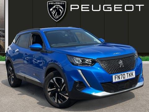 Peugeot 2008 1.2 Puretech Allure Premium SUV 5dr Petrol Eat (s/s) (130 Ps) | FN70TKK