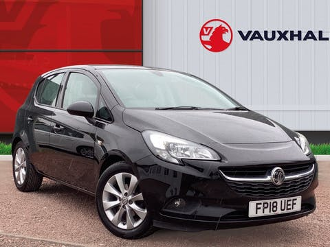 Vauxhall Corsa 1.4i Ecotec Energy Hatchback 5dr Petrol (a/c) (90 Ps) | FP18UEF