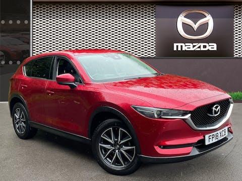 Mazda CX-5 2.0 Skyactiv G Sport Nav SUV 5dr Petrol (s/s) (165 Ps) | FP18XCB