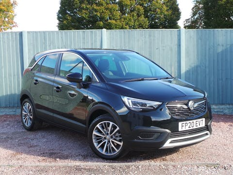 Vauxhall Crossland X 1.5 Turbo D Griffin SUV 5dr Diesel Auto (s/s) (120 Ps) | FP20EVT