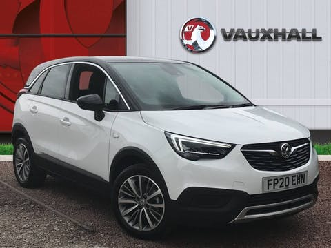 Vauxhall Crossland X 1.5 Turbo D Ecotec Griffin SUV 5dr Diesel Manual (s/s) (102 Ps) | FP20EWN