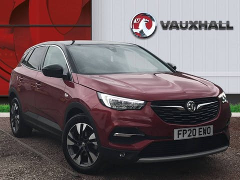 Vauxhall Grandland X 1.5 Turbo D Griffin SUV 5dr Diesel Manual (s/s) (130 Ps) | FP20EWO