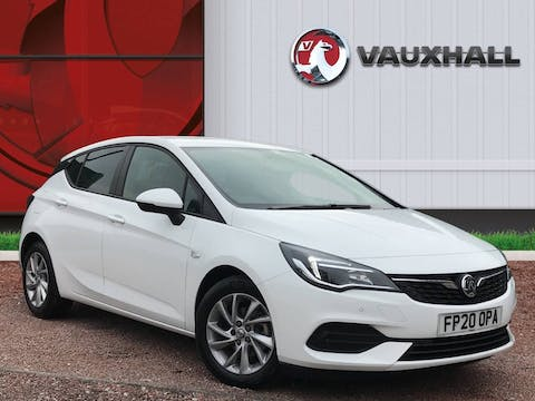 Vauxhall Astra 1.5 Turbo D Business Edition Nav Hatchback 5dr Diesel Manual (s/s) (122 Ps) | FP20OPA