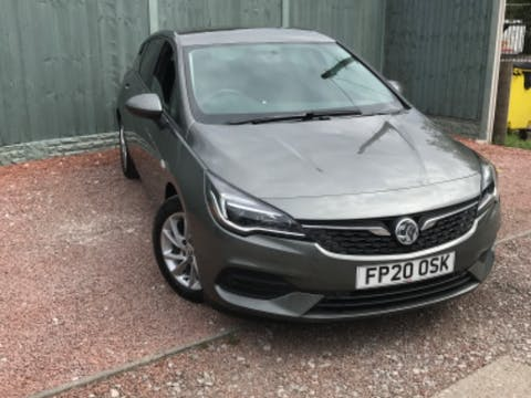 Vauxhall Astra 1.5 Turbo D Business Edition Nav Hatchback 5dr Diesel Manual (s/s) (122 Ps) | FP20OSK
