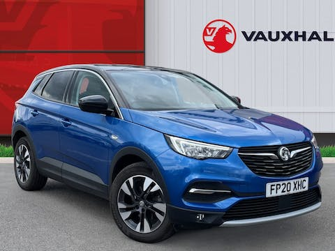 Vauxhall Grandland X 1.5 Turbo D Griffin SUV 5dr Diesel Auto (s/s) (130 Ps) | FP20XHC