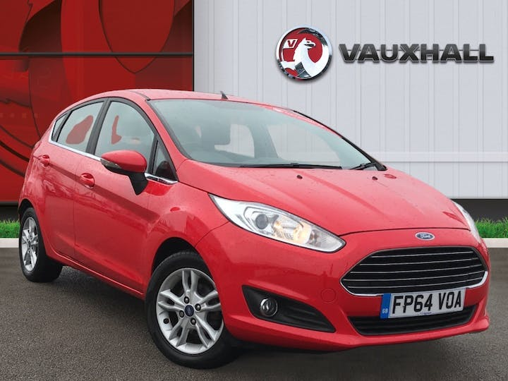 Ford Fiesta 1.25 Zetec Hatchback 5dr Petrol Manual (eu6) (122 G/km, 81 Bhp) | FP64VOA | Photo 1