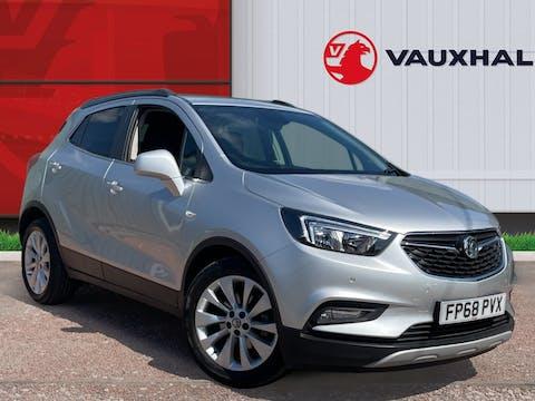 Vauxhall Mokka X 1.4i Turbo Ecotec Elite SUV 5dr Petrol (s/s) (140 Ps)   FP68PVX