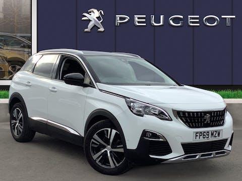 Peugeot 3008 1.5 Bluehdi Allure SUV 5dr Diesel (s/s) (130 Ps) | FP69MZW