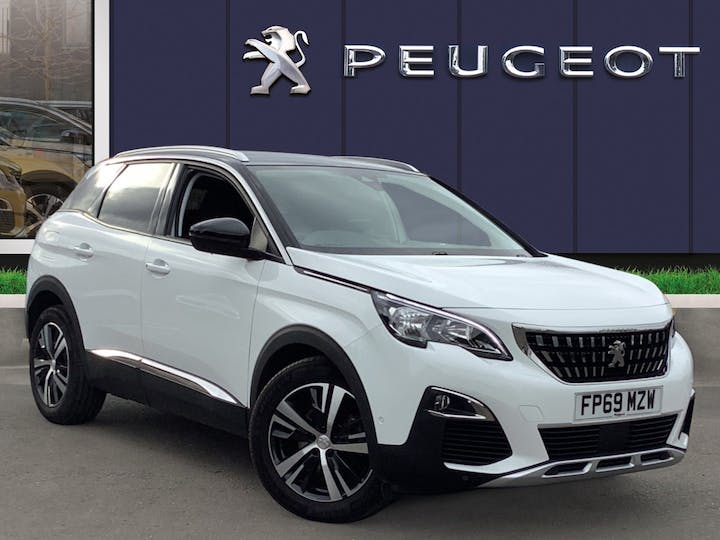 Peugeot 3008 1.5 Bluehdi Allure SUV 5dr Diesel (s/s) (130 Ps) | FP69MZW | Photo 1