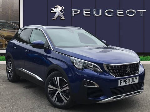 Peugeot 3008 1.5 Bluehdi Allure 5dr | FP69ULY