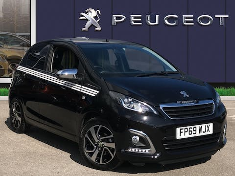Peugeot 108 1.0 Collection Hatchback 5dr Petrol (s/s) (72 Ps) | FP69WJX