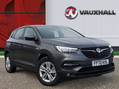 Vauxhall Grandland X 1.5 Turbo D Blueinjection SE SUV 5dr Diesel Auto (s/s) (130 Ps) | FP70KHL
