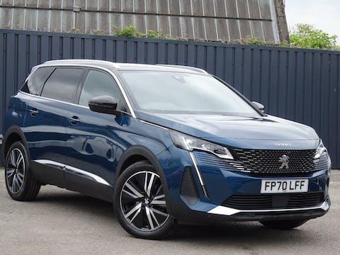 Peugeot 5008 1.6 Puretech GT Premium SUV 5dr Petrol Eat (s/s) (180 Ps) | FP70LFF