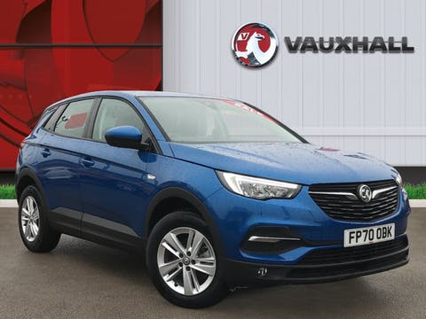 Vauxhall Grandland X 1.5 Turbo D Blueinjection SE SUV 5dr Diesel Manual (s/s) (130 Ps)   FP70ODK