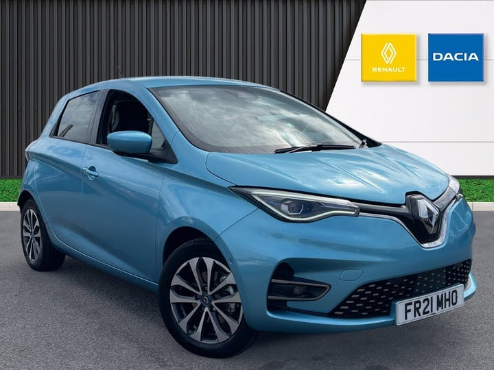 Renault Zoe R135 52kwh GT Line Hatchback 5dr Electric Auto (i) (134 Bhp)   FR21MHO   Photo 1