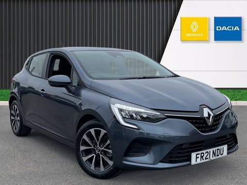 Renault Clio 1.0 Sce Iconic Hatchback 5dr Petrol Manual (s/s) (65 Ps)   FR21NDU