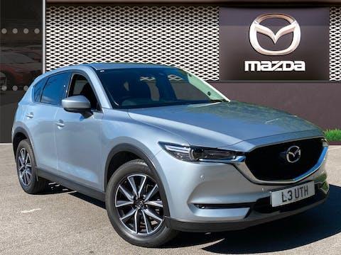 Mazda CX 5 2.2 Skyactiv D Sport Nav SUV 5dr Diesel (s/s) (150 Ps) | FT18RYC