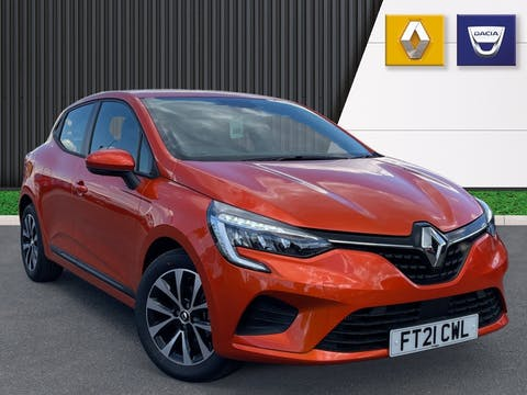 Renault Clio 1.0 Tce Iconic Hatchback 5dr Petrol Manual (s/s) (90 Ps) | FT21CWL