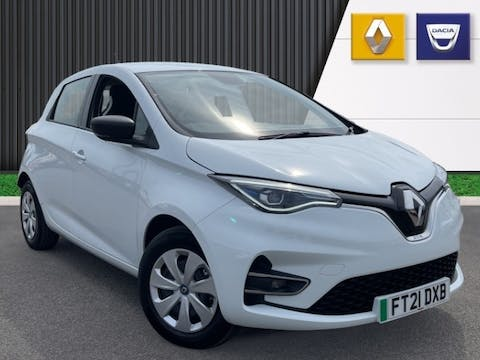 Renault Zoe R110 52kwh Play Hatchback 5dr Electric Auto (i) (107 Bhp) | FT21DXB