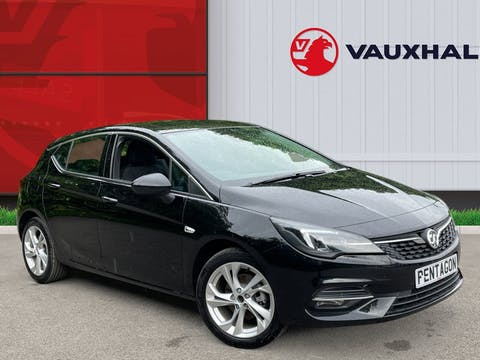 Vauxhall Astra 1.2 Turbo SRi Hatchback 5dr Petrol Manual (s/s) (145 Ps) | FT21NUX