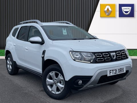 Dacia Duster 1.3 Tce Comfort SUV 5dr Petrol Manual (s/s) (130 Ps) | FT21XRX