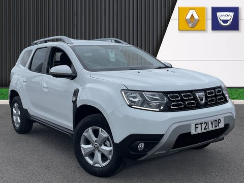 Dacia Duster 1.3 Tce Comfort SUV 5dr Petrol Manual (s/s) (130 Ps) | FT21YDP