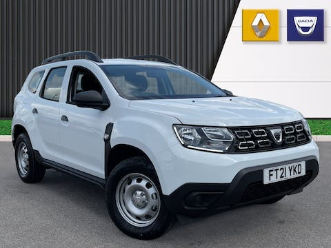 Dacia Duster 1.0 Tce Essential SUV 5dr Bi Fuel Manual (s/s) (100 Ps) | FT21YKD