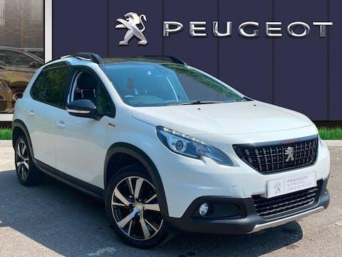 Peugeot 2008 1.2 Puretech GT Line SUV 5dr Petrol (s/s) (130 Ps) | FV17HFM