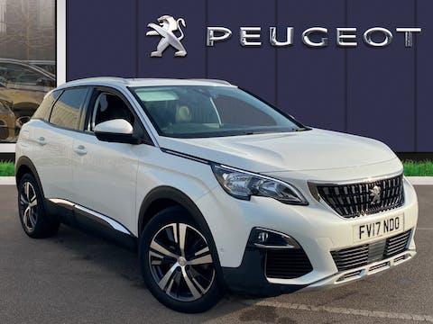 Peugeot 3008 1.2 Puretech Allure 5dr | FV17NDO