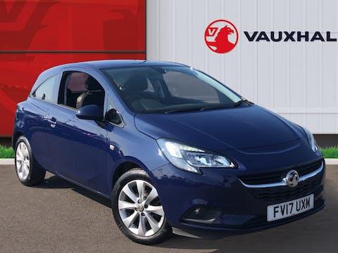 Vauxhall Corsa 1.4i Ecotec Energy Hatchback 3dr Petrol (a/c) (75 Ps) | FV17UXM