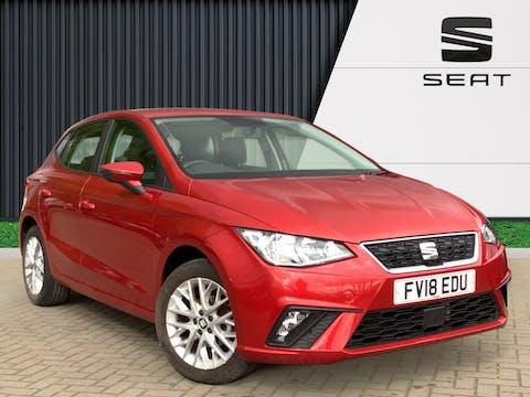 SEAT Ibiza 1.0 Tsi SE Technology Hatchback 5dr Petrol Manual (s/s) (95 Ps) | FV18EDU