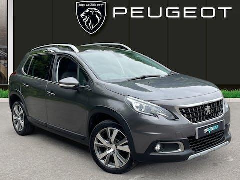 Peugeot 2008 1.6 Bluehdi Allure Premium SUV 5dr Diesel (100 Ps)   FV18NZS