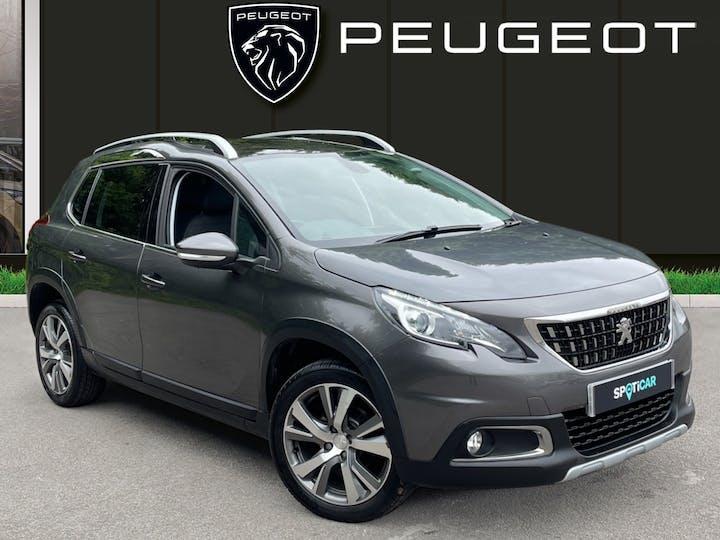 Peugeot 2008 1.6 Bluehdi Allure Premium SUV 5dr Diesel (100 Ps)   FV18NZS   Photo 1