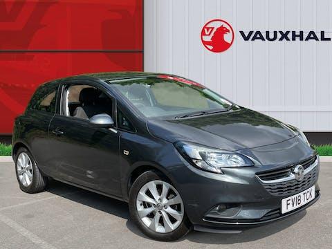 Vauxhall Corsa 1.4i Ecotec Energy Hatchback 3dr Petrol (90 Ps) | FV18TCK