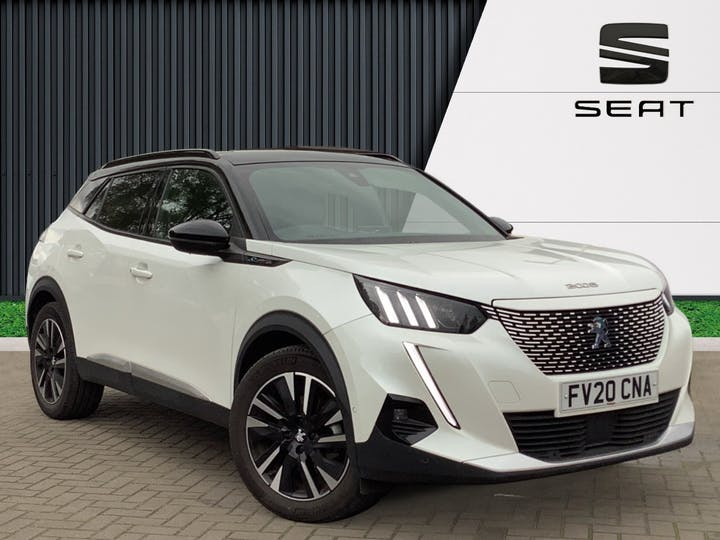 Peugeot 2008 50kwh GT Line SUV 5dr Electric Auto (136 Ps) | FV20CNA | Photo 1