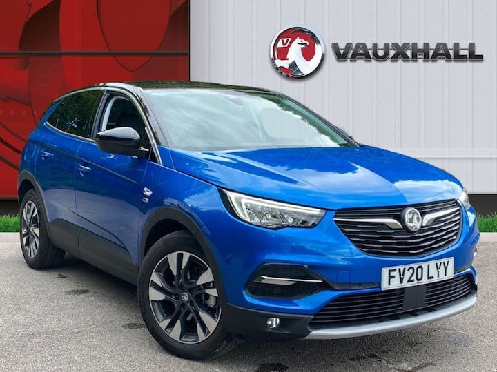 Vauxhall Grandland X 1.5 Turbo D Griffin 5dr | FV20LYY | Photo 1