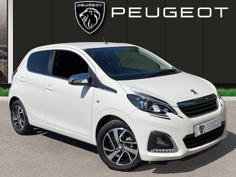 Peugeot 108 1.0 Collection Hatchback 5dr Petrol (s/s) (72 Ps) | FV21BNF