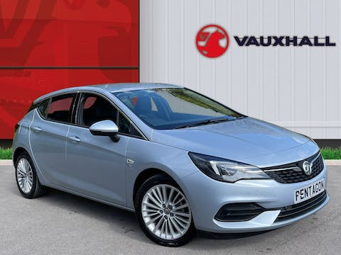 Vauxhall Astra 1.5 Turbo D Elite Nav Hatchback 5dr Diesel Manual (s/s) (122 Ps) | FV21ENO
