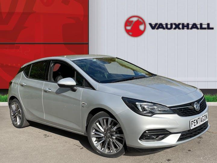 Vauxhall Astra 1.5 Turbo D SRi Vx Line Nav Hatchback 5dr Diesel Manual (s/s) (122 Ps)   FV21ETE   Photo 1