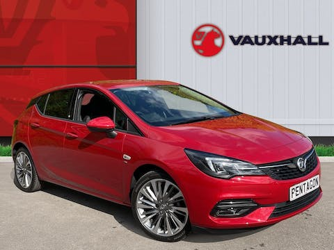 Vauxhall Astra 1.5 Turbo D SRi Vx Line Nav Hatchback 5dr Diesel Manual (s/s) (122 Ps) | FV21GNO