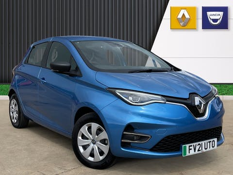 Renault Zoe R110 52kwh Play Hatchback 5dr Electric Auto (i) (107 Bhp) | FV21UTO