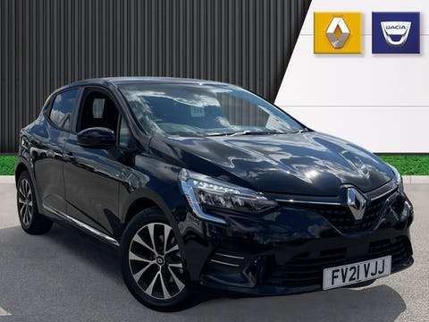 Renault Clio 1.5 Blue DCi Iconic Hatchback 5dr Diesel Manual (s/s) (85 Ps) | FV21VJJ