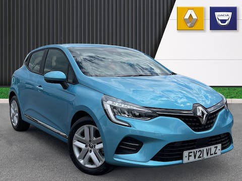 Renault Clio 1.0 Sce Play Hatchback 5dr Petrol Manual (s/s) (75 Ps) | FV21VLZ