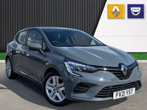 Renault Clio 1.5 Blue DCi Play Hatchback 5dr Diesel Manual (s/s) (85 Ps) | FV21YST