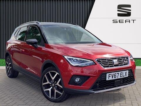 SEAT Arona 1.0 Tsi Fr Sport SUV 5dr Petrol Manual (s/s) (115 Ps) | FV67ELX