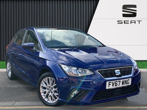 SEAT Ibiza 1.0 Tsi SE Design Hatchback 5dr Petrol Manual (s/s) (95 Ps) | FV67WNG
