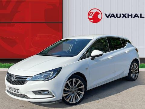 Vauxhall Astra 1.4i Turbo Griffin Hatchback 5dr Petrol (150 Ps) | FV68OCE