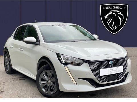 Peugeot 208 50kwh Allure Hatchback 5dr Electric Auto (136 Ps) | FV69JJY